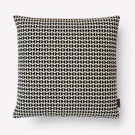 Double Triangles Pillow by Alexander Girard