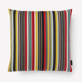 Ottoman Stripe Pillow by Paul Smith