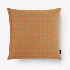 Bright Grid Pillow by Scholten & Baijings