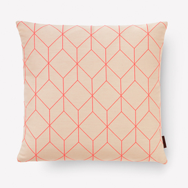 Bright Cube Pillow by Scholten & Baijings