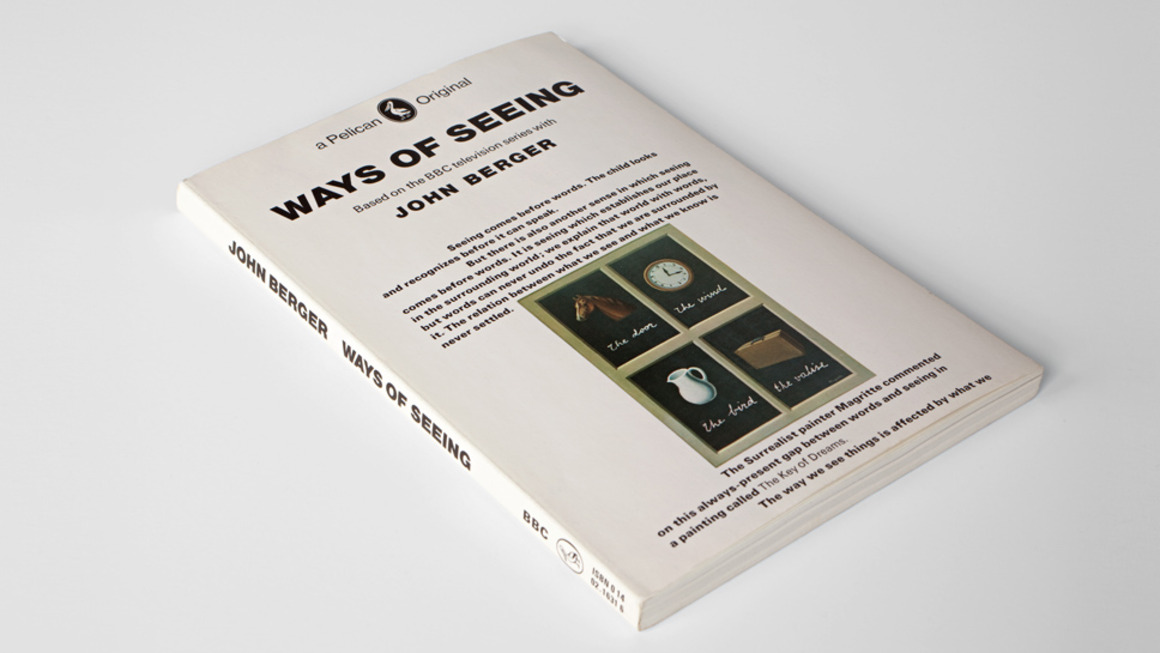 john bergers ways of seeing essay Ways of seeing, book review by peter biľak more than 35 years after the seminal art book ways of seeing was published, peter biľak looks closely at its continuing relevance.