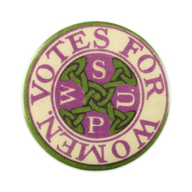 Suffragette Colors