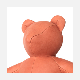 Maharam bear pin up terracotta