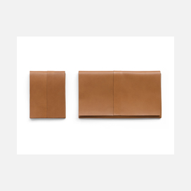 Maharam folded pouch sorghum