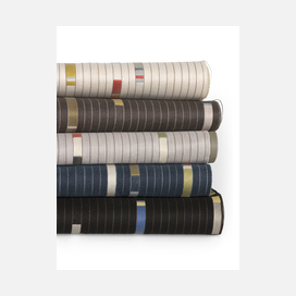 Maharam segmented stripe paul smith  stack