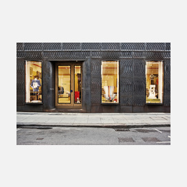 Maharam paul smith albemarle street shop london
