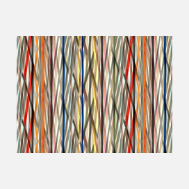 Maharam digital projects transparent stripe paul smith