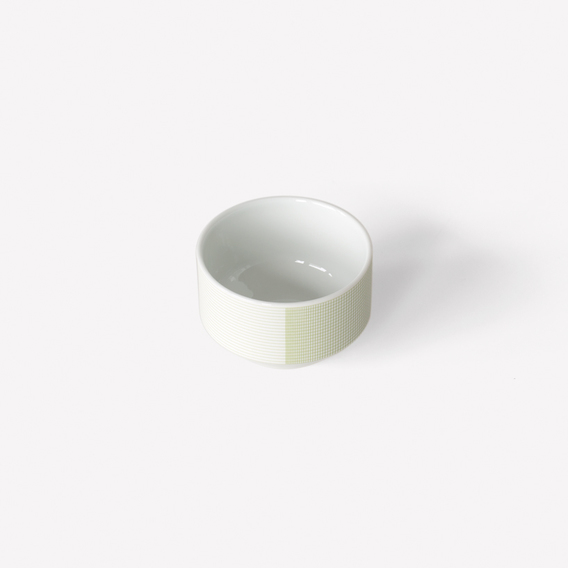 Pattern Porcelain Cup by Scholten & Baijings