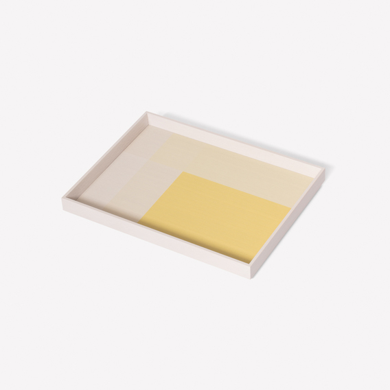 Pattern Tray Small by Scholten & Baijings