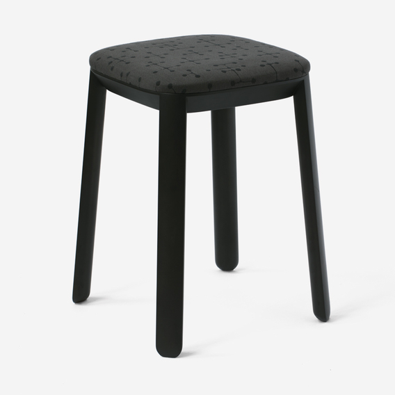 Covered Stool by Scholten & Baijings