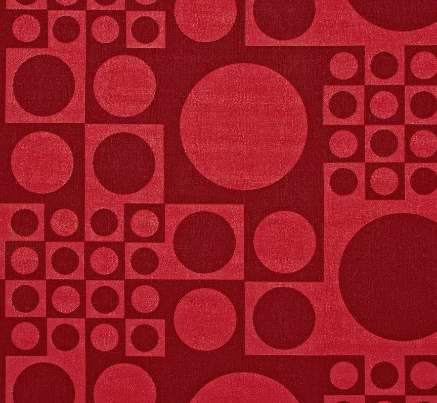 maharam product textiles geometri 002 red carmine