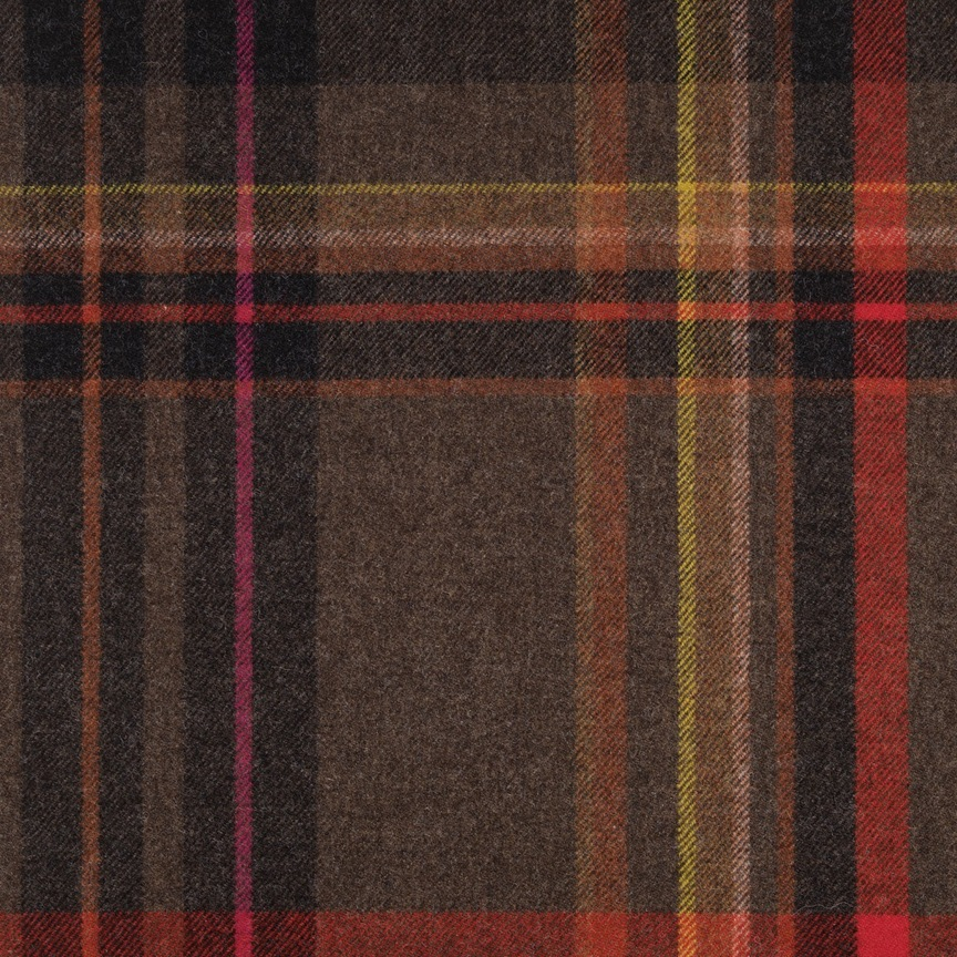 Maharam Product Textiles Exaggerated Plaid 002 Brae