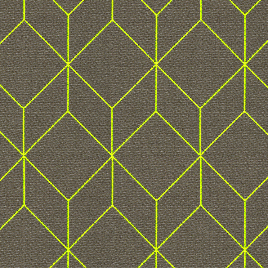 Maharam Product Textiles Bright Cube 004 Glo