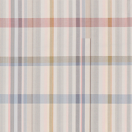Darning Sampler Plaid by Scholten & Baijings