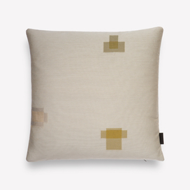 Darning Sampler Large Pillow by Scholten & Baijings