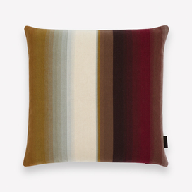 Blended Stripe Pillow by Paul Smith