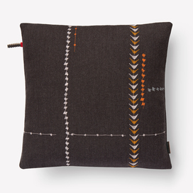 Borders Pillow by Hella Jongerius