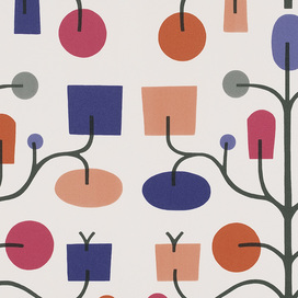 Fruit Tree by Alexander Girard , 1961