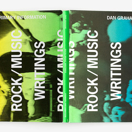 A Cultural Reader: Dan Graham, Rock/Music Writings
